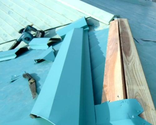 雨漏り修理 施工例