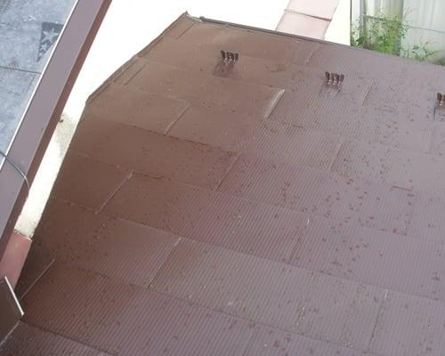 カバー工法(重ね葺き) 施工例