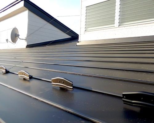 仙台で屋根のリフォーム工事を行う菊地板金工業の施工例