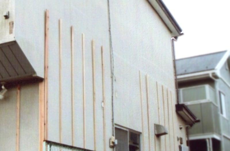 仙台市の菊地板金工業の外壁工事の流れその2