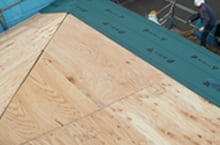 仙台市の菊地板金工業の屋根工事の流れその3