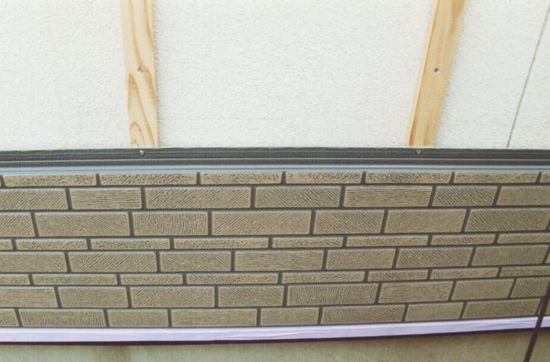 仙台市の菊地板金工業の外壁工事の流れその4