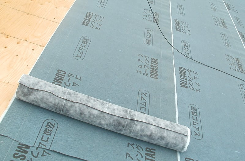 仙台市の菊地板金工業の雨漏り工事の流れその3