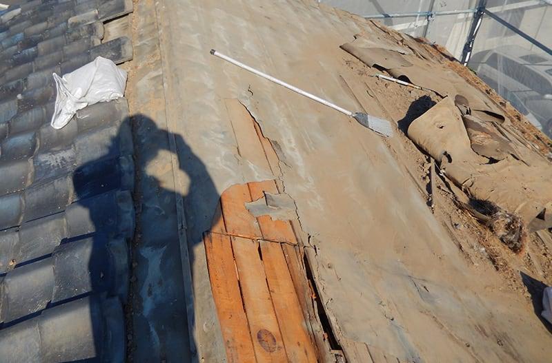 仙台市の菊地板金工業の雨漏り工事の流れその2