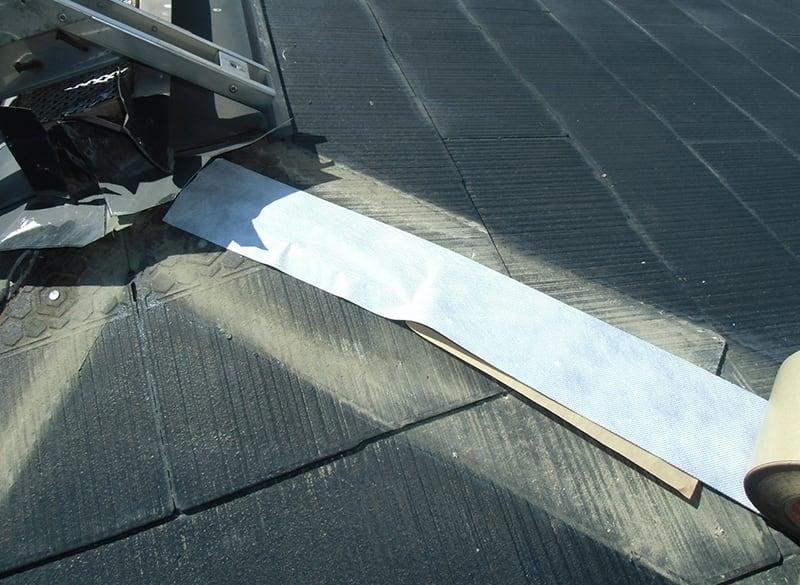 仙台市の菊地板金工業の雨漏り工事